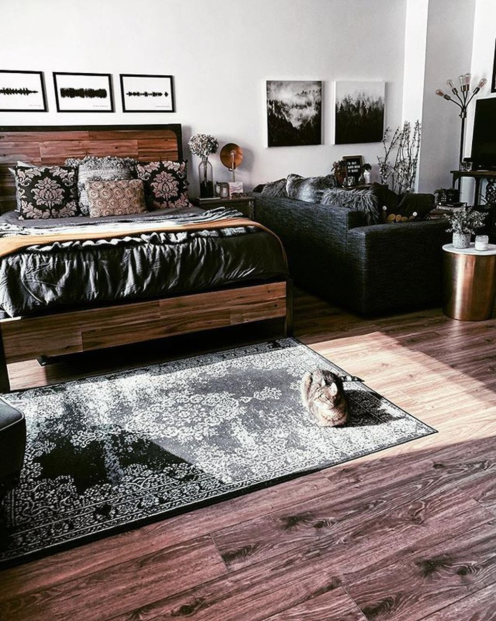 Best Witchy Apartment Bedroom Design To Try Asap22