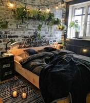 Best Witchy Apartment Bedroom Design To Try Asap28