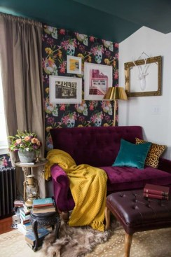 Best Witchy Apartment Bedroom Design To Try Asap35