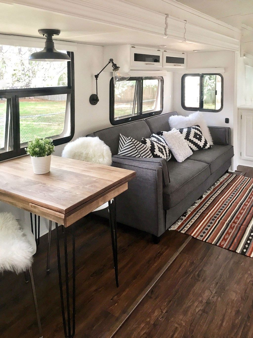 Brilliant Organize Ideas For First Rv Living Design To Try Asap01