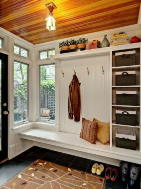 Delightful Mudroom Storage Design Ideas To Have Soon07