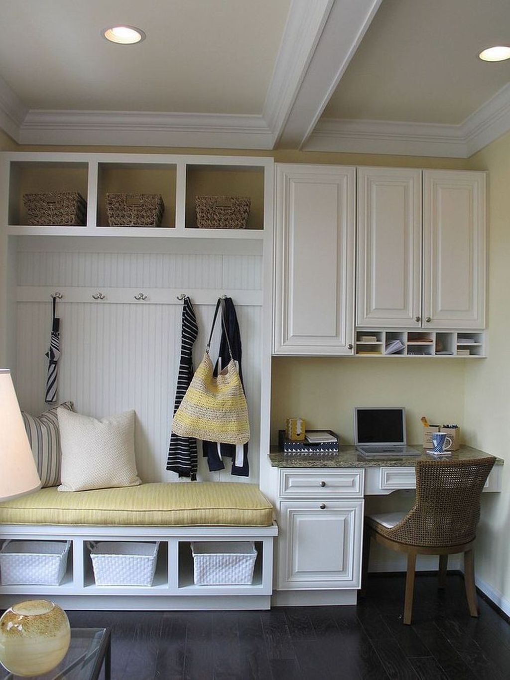 Delightful Mudroom Storage Design Ideas To Have Soon08
