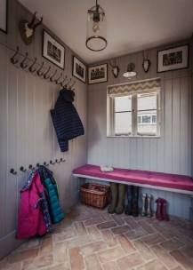 Delightful Mudroom Storage Design Ideas To Have Soon11