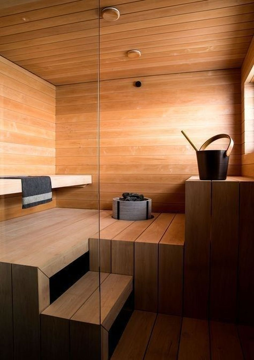 Excellent Palette Sauna Room Design Ideas For Winter Decoration To Try08