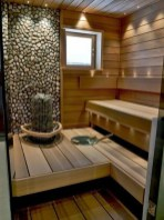 Excellent Palette Sauna Room Design Ideas For Winter Decoration To Try23