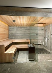 Excellent Palette Sauna Room Design Ideas For Winter Decoration To Try32