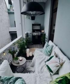 Impressive Fall Apartment Balcony Decorating Ideas To Try18
