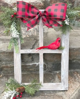 Stunning Diy Outdoor Decoration Ideas For Christmas That Looks Cool20