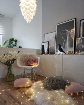 Wonderful Interior And Exterior Atmosphere Ideas For Christmas Décor To Copy09