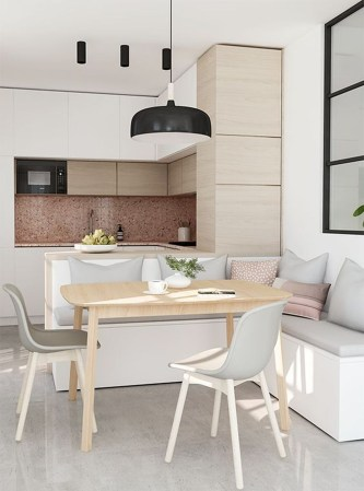 Wonderful Makeover Apartment Design Ideas For Cozy Living12