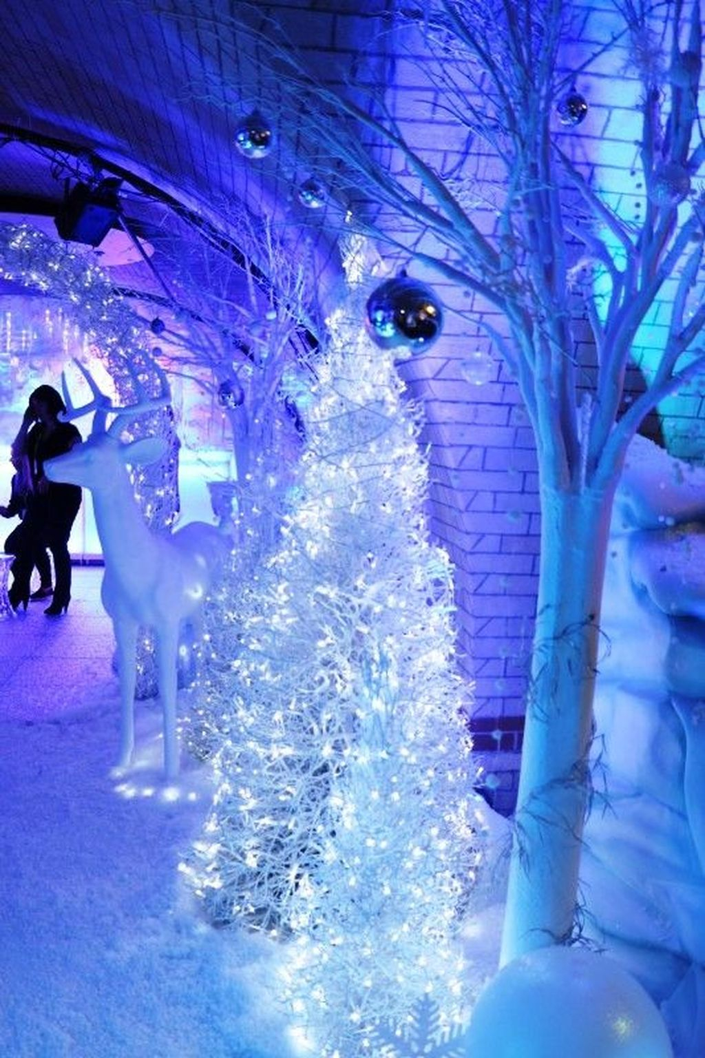 Astonishing Holiday Decorating Ideas With Lights To Try This Season 26
