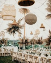 Attractive Summer Wedding Decor For Outdoor Ideas To Try Asap 02