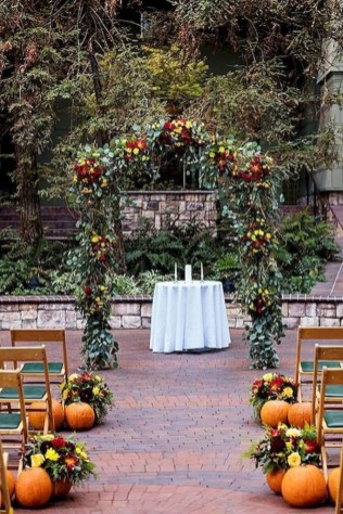 Attractive Summer Wedding Decor For Outdoor Ideas To Try Asap 13