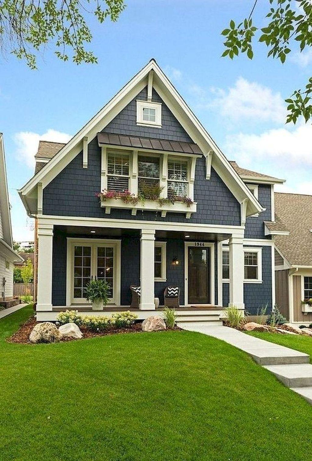 Captivating Farmhouse Exterior House Design Ideas To Copy Right Now 09