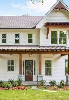 Captivating Farmhouse Exterior House Design Ideas To Copy Right Now 15