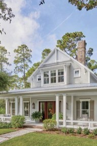 Captivating Farmhouse Exterior House Design Ideas To Copy Right Now 19