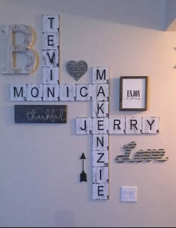 Casual Diy Farmhouse Wall Decorations Ideas On A Budget 10