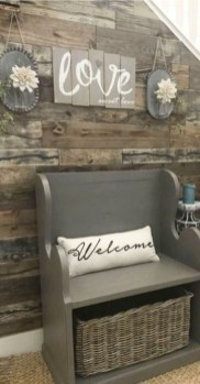 Casual Diy Farmhouse Wall Decorations Ideas On A Budget 19