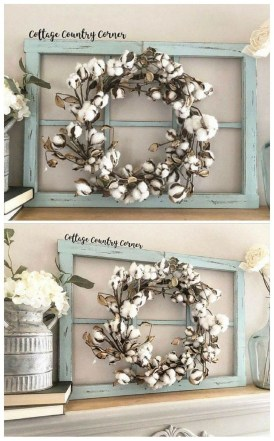 Casual Diy Farmhouse Wall Decorations Ideas On A Budget 26