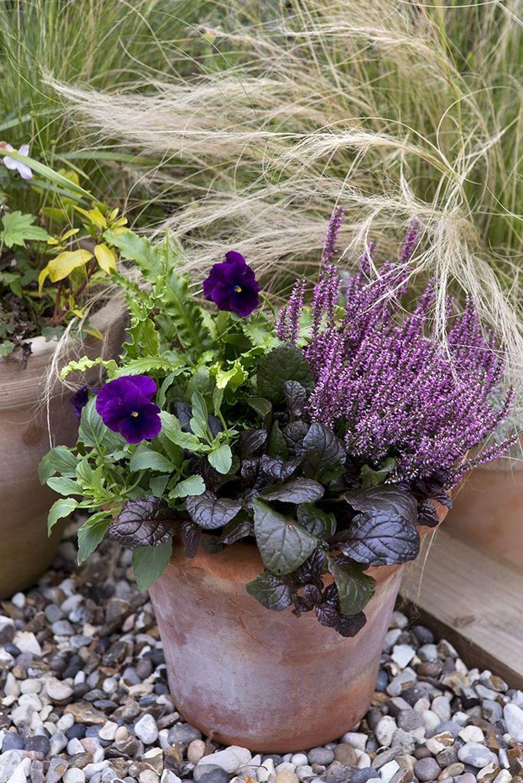 Chic Summer Planter Design Ideas For Summer Outdoor Pool 04