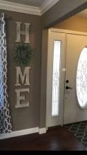Cozy Farmhouse Home Decor Ideas To Get A Past Impression 04