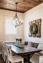 Cozy Farmhouse Home Decor Ideas To Get A Past Impression 21