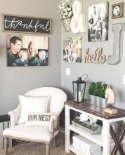 Cozy Farmhouse Home Decor Ideas To Get A Past Impression 34
