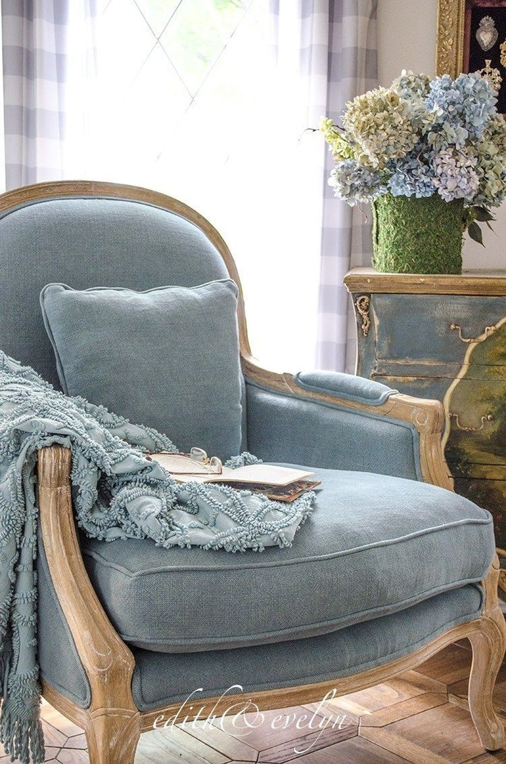 Dreamy French Home Decoration Ideas To Try In Your Home 11