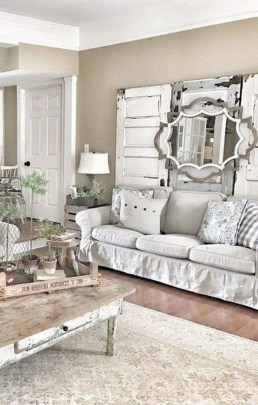 Dreamy French Home Decoration Ideas To Try In Your Home 24