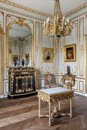 Dreamy French Home Decoration Ideas To Try In Your Home 25