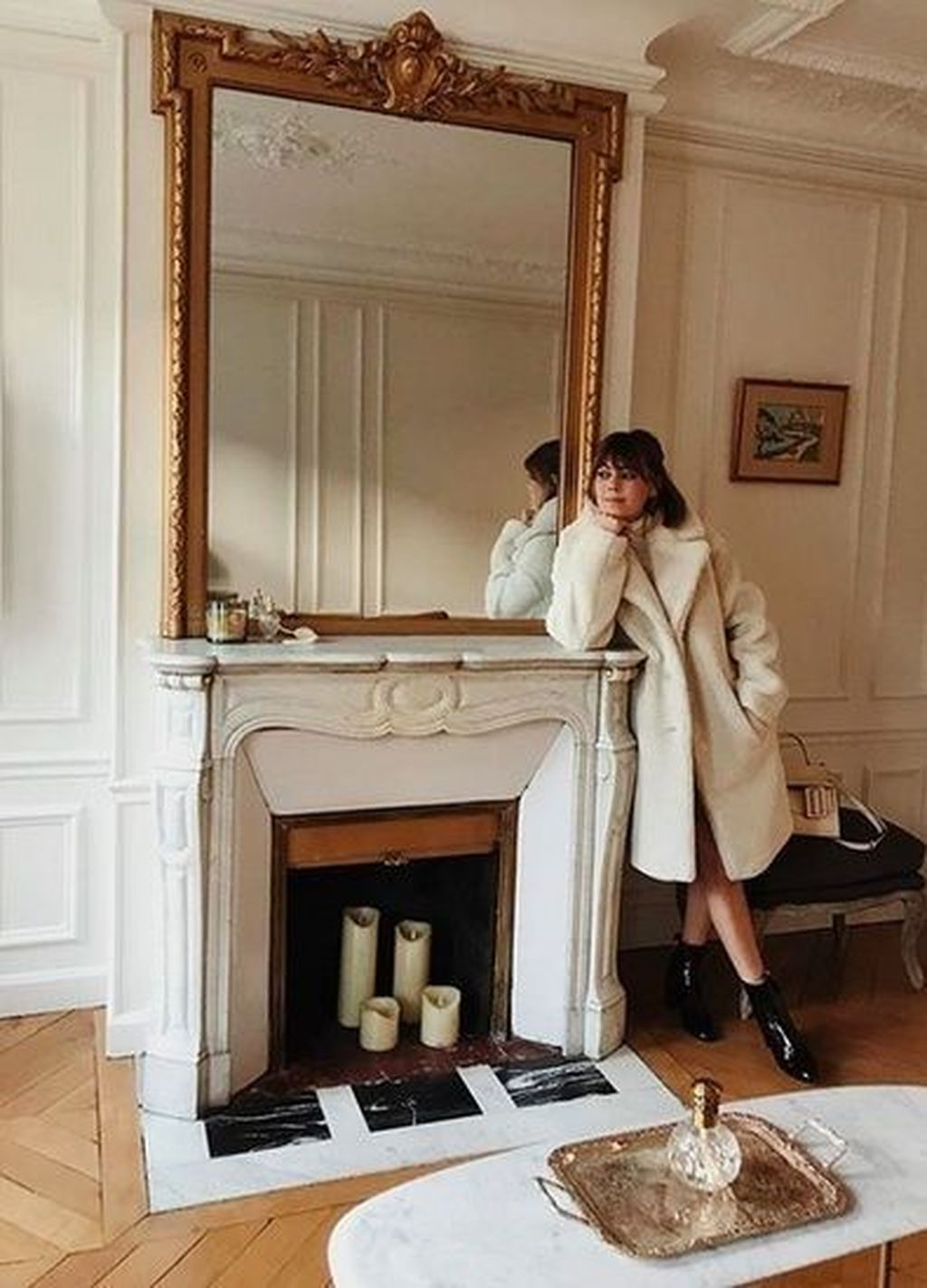 Dreamy French Home Decoration Ideas To Try In Your Home 26