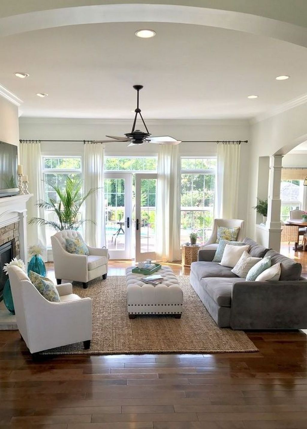 Fantastic Open Plan Living Room Design Ideas To Copy Right Now 18