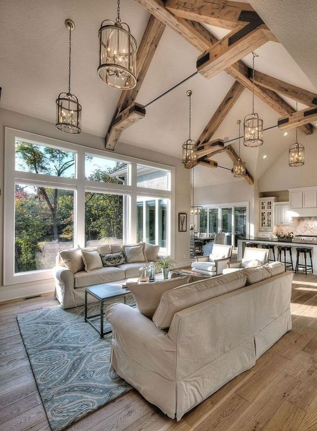 Fantastic Open Plan Living Room Design Ideas To Copy Right Now 31