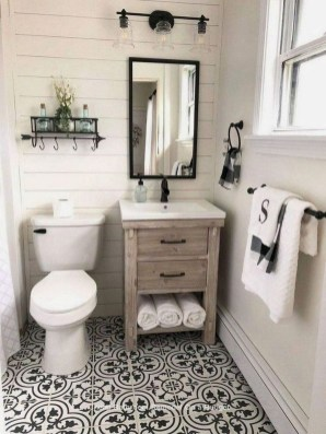 Impressive Bathroom Organization Ideas For Your First Apartment In College 07