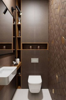 Impressive Bathroom Organization Ideas For Your First Apartment In College 11