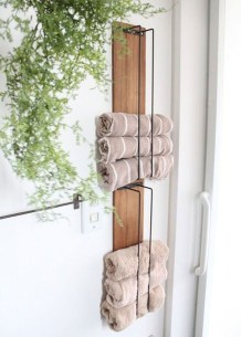 Impressive Bathroom Organization Ideas For Your First Apartment In College 21