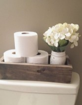 Impressive Bathroom Organization Ideas For Your First Apartment In College 22
