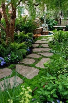 Inexpensive Diy Garden Landscaping Ideas On A Budget To Try 05