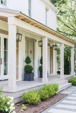 Latest Porch Design Ideas For Upgrade Exterior To Try 08