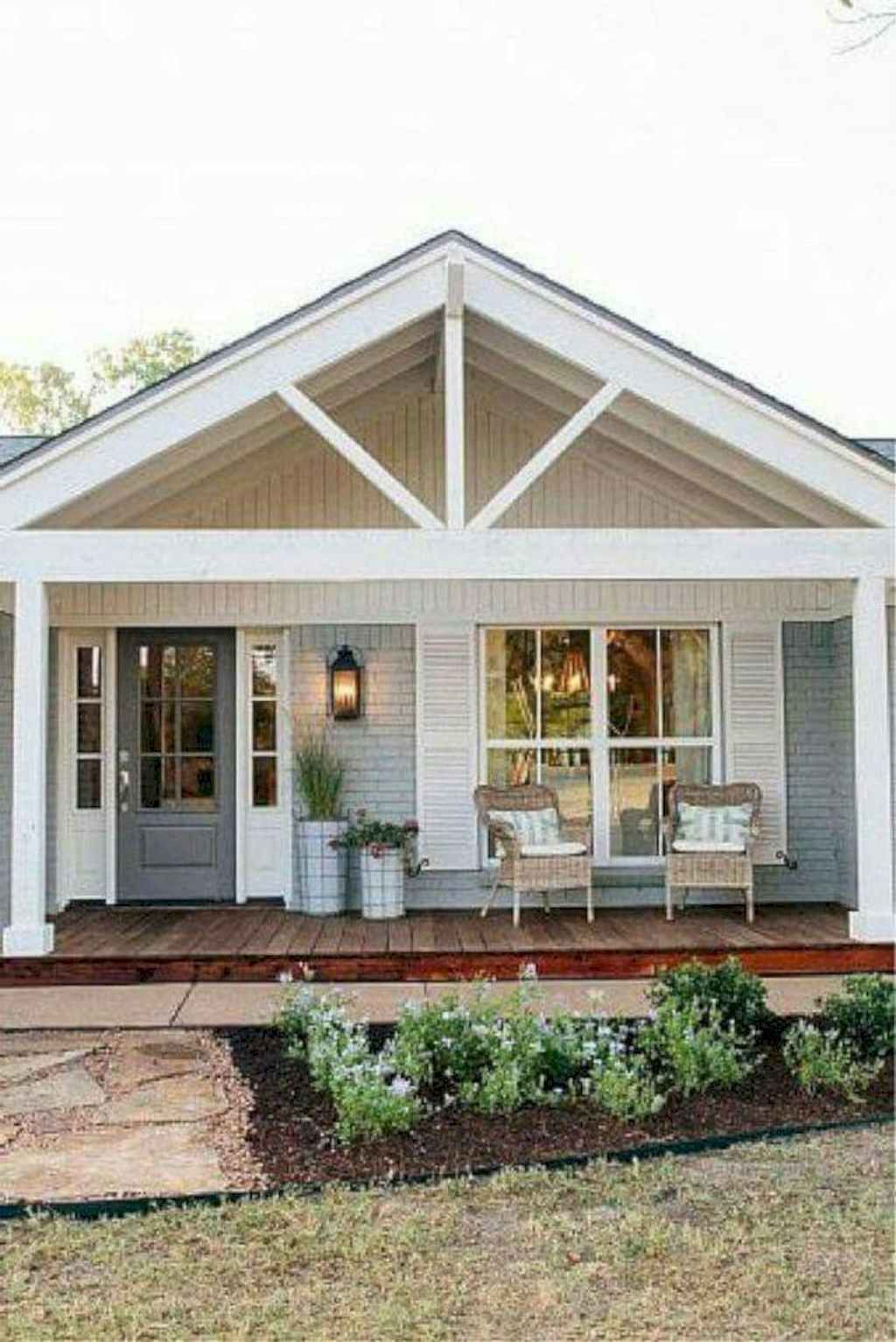 Latest Porch Design Ideas For Upgrade Exterior To Try 15