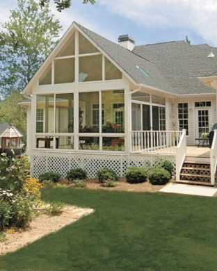 Latest Porch Design Ideas For Upgrade Exterior To Try 45