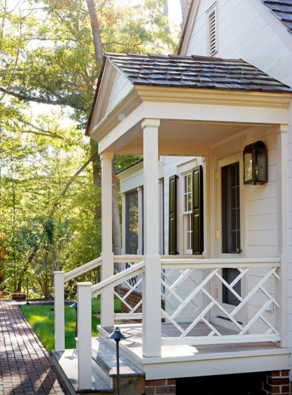 Latest Porch Design Ideas For Upgrade Exterior To Try 47