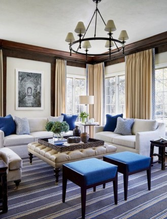 Lovely Living Room Decor Ideas That Cozy And Chic 31