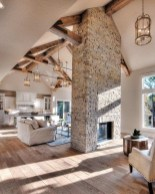 Popular Farmhouse Living Room Makeover Decor Ideas To Have Now 14