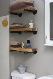 Rustic Diy Industrial Pipe Shelves Design Ideas For You 06