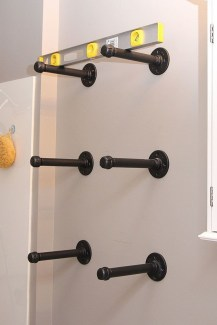 Rustic Diy Industrial Pipe Shelves Design Ideas For You 22