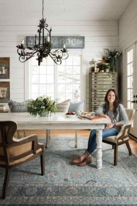 Splendid Dining Room Design Ideas With Farmhouse Table To Have 09