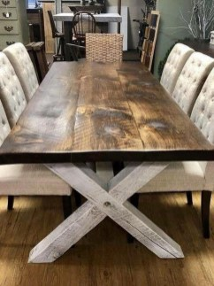 Splendid Dining Room Design Ideas With Farmhouse Table To Have 13