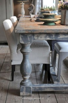 Splendid Dining Room Design Ideas With Farmhouse Table To Have 19