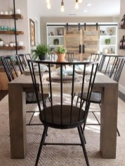 Splendid Dining Room Design Ideas With Farmhouse Table To Have 24
